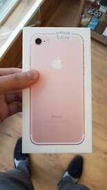 IPhone 7 *pristine*o2/tesco*