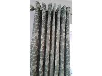 John Lewis Silver Leaf curtains x 4 pair