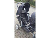 Graco Stadium Duo Double Pushchair, Double Stroller (Urgent sale)