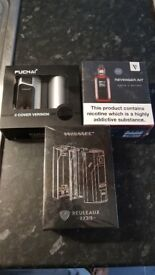 3 new vapes mods 2 sealed take a look