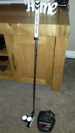 Odyssey white hot pro 2 ball putter