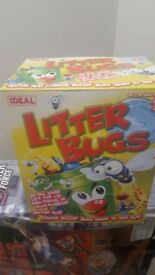Litter buggs game
