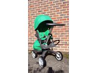 Stokke Xplory from birth buggy pushchair pram