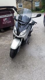 very good condition and low mileage yamaha xmax 2007