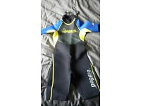 Ladies and childs wetsuits