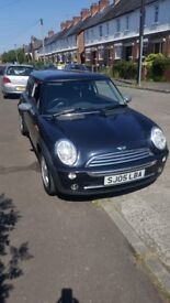 black mini good car for first time driver