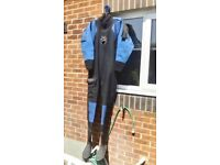 Dry Suit - Northern Diver - Vortex Large size