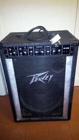 Peavy PA amplifier speaker