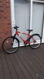 "Appolo Slant Mountain Bike 26"" wheels ,17""Frame"