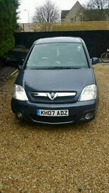 Vauxhall Meriva for sale low milage! !