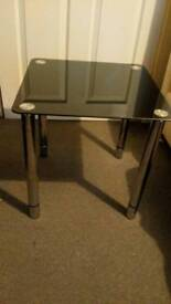 Black gloss coffee table REDUCED PRICE