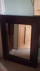 Large Wall Mirror - Excellent Condition
