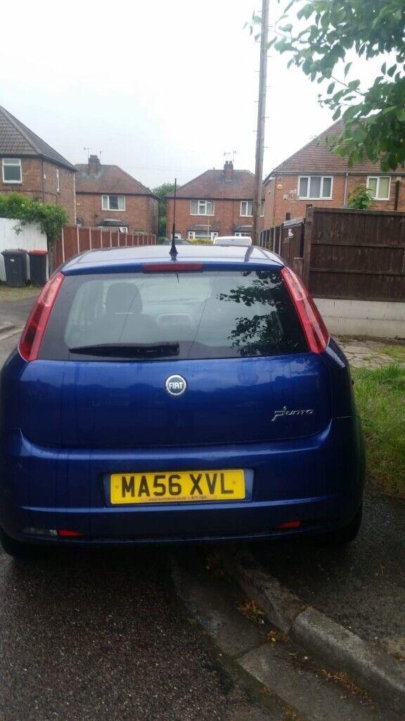 Fiat Punto 5 door 2006/needs new clutch | in Bestwood, Nottinghamshire |  Gumtree