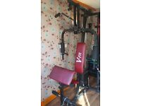 V-FIT COMPACT HOME CROSS TRAINER