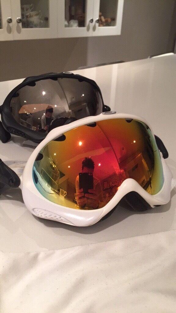 Oakley Wisdom Ski Goggles