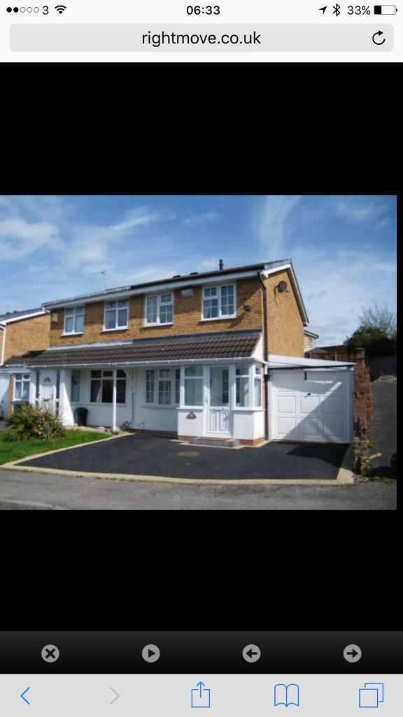 2 Bed Semi Detached House For Sale In Kings Norton
