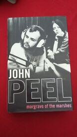 John Peel - Margrave of The Marshes - Hardback