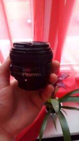 Nikon AF-S 50 mm 1.8 g