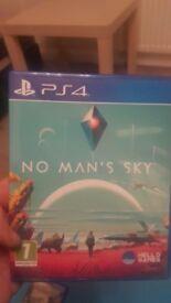 No mans sky PS4