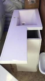 Two sinks for sale to be fitted in work top i think £35 each
