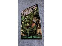 Incredible Hulk Planet Hulk Prelude