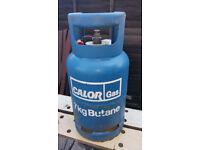 7kg Caravan Butane bottle with quick release connection