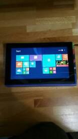 Nokia lumina tab computer quad core swapz GSM and wifi