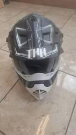 Motocross Boys Helmet