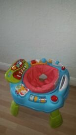 baby boy,baby girl,activity station,toy,play