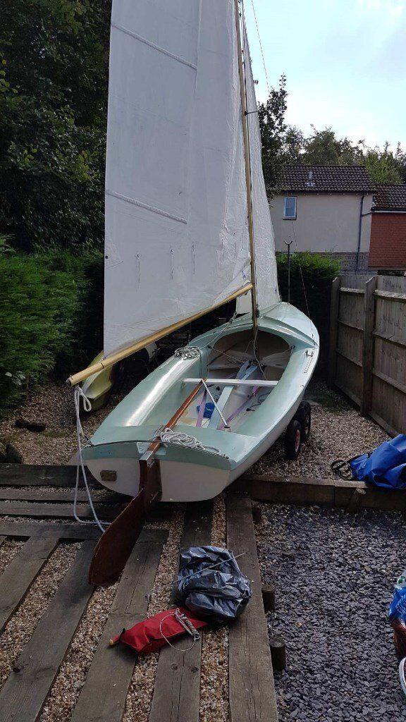 Kestrel Mark1 Sailing Dinghy for Sale