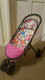 Childrens Pushchair
