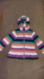 12-18 month stripy jacket