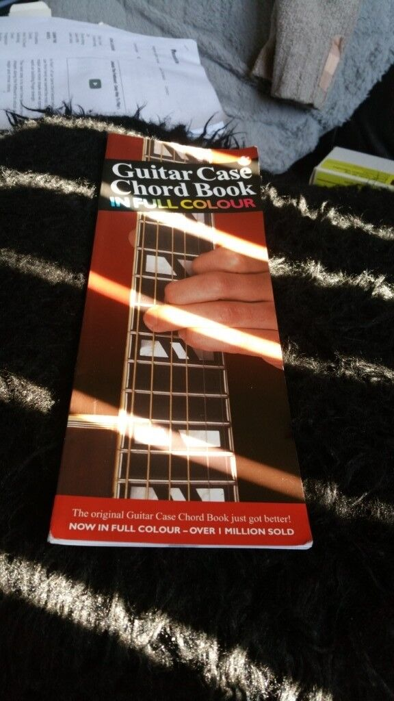 Guitar Case Chord book | in Bolton, Manchester | Gumtree