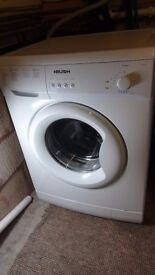 Bush N146CA2 (A146Q) 6kg 1400 spin Washing Machine - Free Delivery 10 Miles