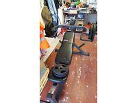 BodyMax Lever bench press