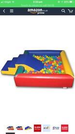Soft play equipment