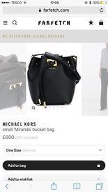 Authentic Michael kors collection bag