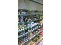 Shop Shelving 75cm Wide