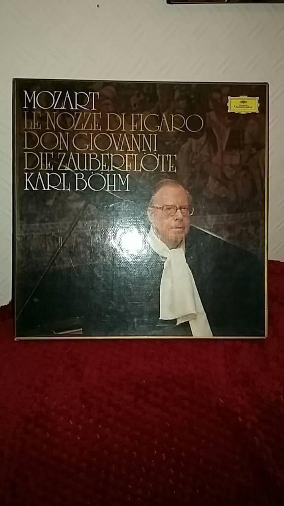 Mozart by Karl Bohem