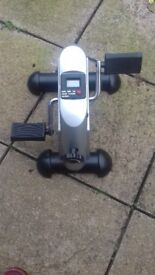 Excercise pedals