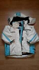 CHILD'S WINTER SKI COAT TOG 24