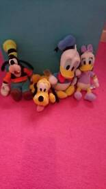 Disney mini teddies