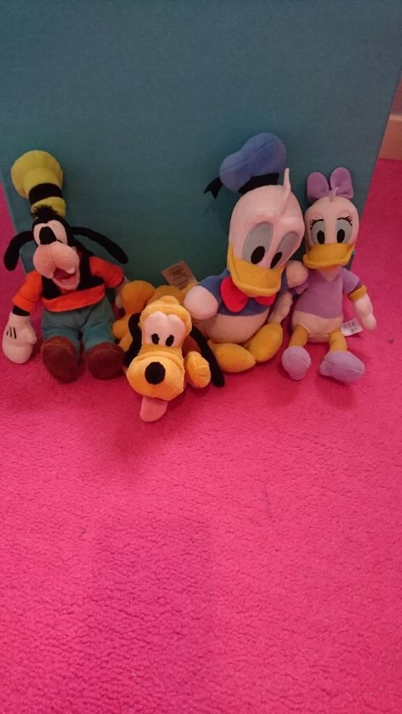 Disney mini teddies