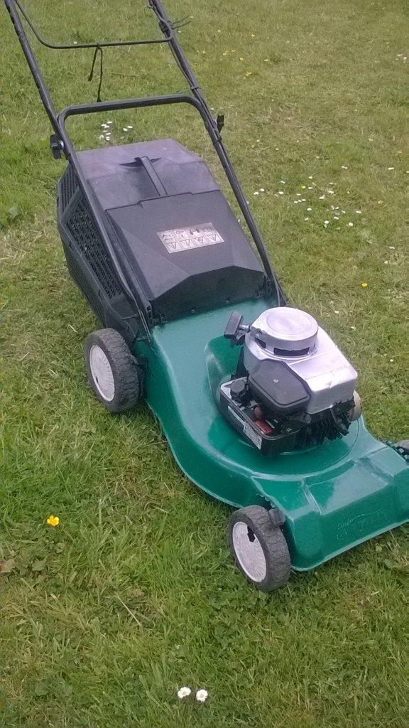 Petrol Lawnmower In Maghera County Londonderry Gumtree