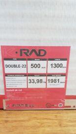 Radiator 500 x 1300