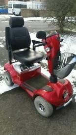8mph scooter REGATTA
