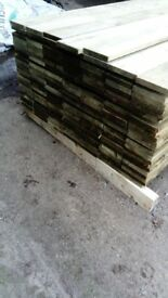 150x26x3.6m timber brand new