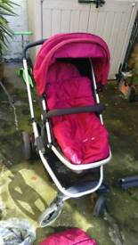 Mothercare expedior pushchair