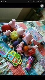 Peppa pig amazing bundle