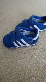 Baby shoes adidas 4k